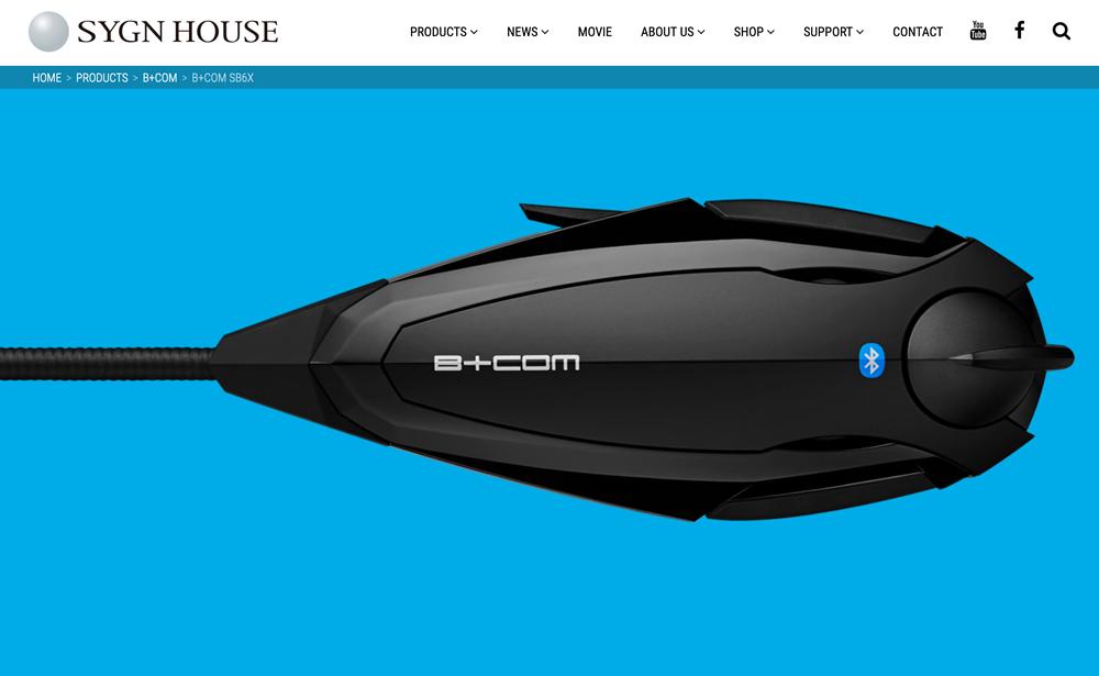 SYGN HOUSE B+COM SB6X