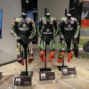 Kawasaki racing teamのツナギ
