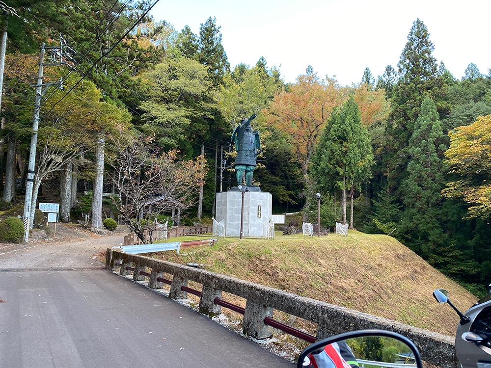 茶臼山高原・清水館 一泊ツーリング 〜前編〜 その14