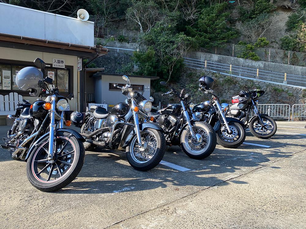 アメリカンバイク5台でアワイチマスツー行ってきた! その12