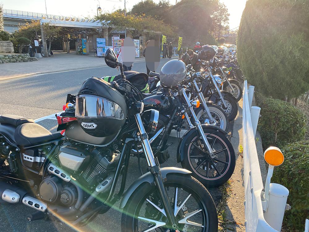 アメリカンバイク5台でアワイチマスツー行ってきた! その15
